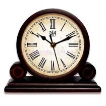 Настольные деревянные часы Барокко 2