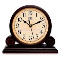 Настольные деревянные часы Барокко 3