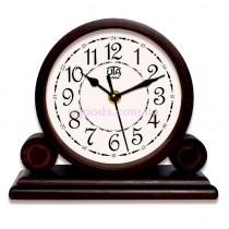Настольные деревянные часы Барокко 4