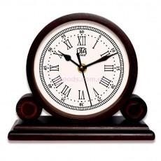Настольные деревянные часы Барокко 5