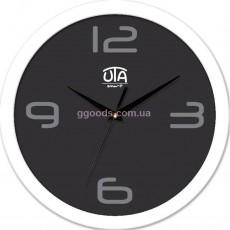 Настенные часы Сhic, белый обод
