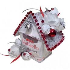 """Букет из конфет """"Рождество"""""""
