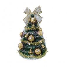 """Букет из конфет """"Новогоднее дерево"""""""
