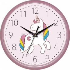 """Настенные часы """"Волшебный единорог"""""""