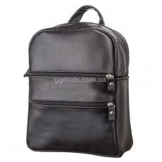 Женский рюкзак кожаный Блэки