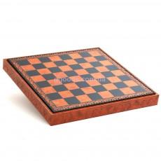 Шахматная доска с местом для хранения шахмат (48*48 см)