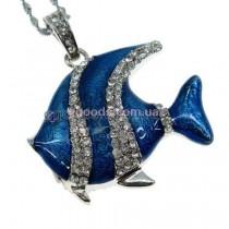Флешка Рыба синяя