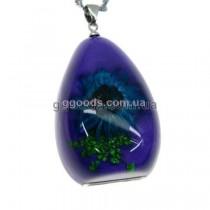 Флешка Цветок фиолетовый