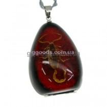 Флешка Скорпион красный