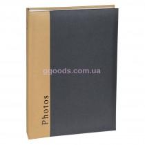 Фотоальбом Henzo Chapter черный 300 фото 10 на 15