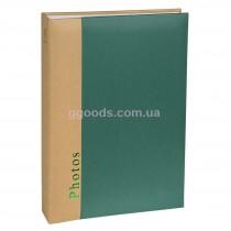 Фотоальбом Henzo Chapter зеленый 300 фото 10 на 15