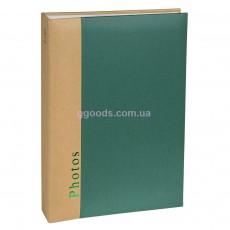 Однотонный фотоальбом Henzo Chapter зеленый