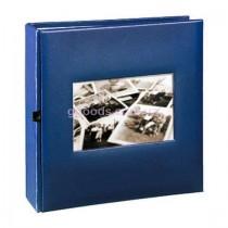 Фотоальбом Henzo Edition синий на 100 страниц