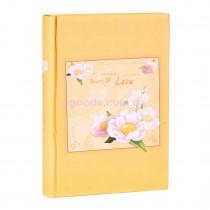 Фотоальбом Flower Yellow 300 фото 10 на 15
