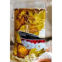 Пивной бокал Морской