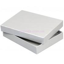Коробка для ежедневника белая А5