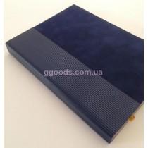 Сменный блок для ежедневника А5 синий