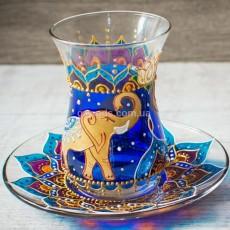 Армуды для чая Слон 2 шт