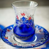 Армуды для чая Аквамарин 2 шт.