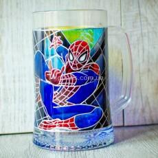 Пивной бокал «Человек-паук», Spider Man