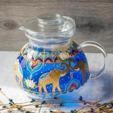 Чайник для чая Слоны