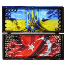 "Нарды ""Украина-Турция"""
