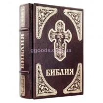 Библия подарочная (Marma Rossa)