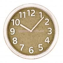 Настенные часы Terra дуб
