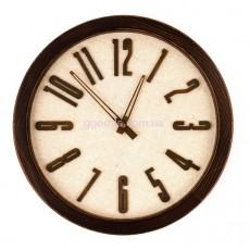 Настенные часы Terra венге