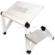 Столик для ноутбука T38 White