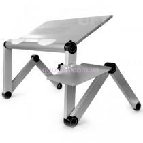 Столик для ноутбука UFT T38 Silver
