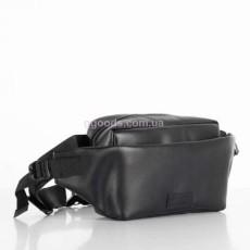 Поясная сумка Cross эко черная