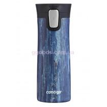 Термокружка Contigo Couture Blue Slate 414 мл Autoseal