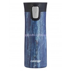Термокружка Contigo Couture Blue Slate, 414 мл