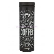 Термочашка Contigo TwistSeal Eclipse Black Coffee, 590 мл