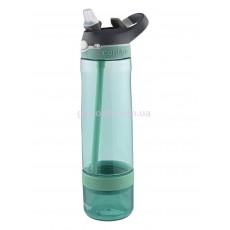 Бутылка для воды Contigo Ashland Infuser Jade 770 мл