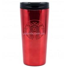 Термокружка Starbucks красная 473 мл