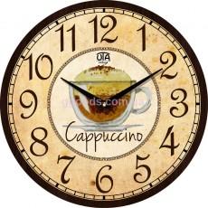 Настенные часы Cappuccino