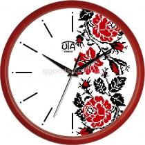 """Настенные часы """"Вышиванка"""""""