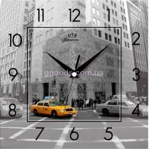 Настенные часы Нью-Йорк
