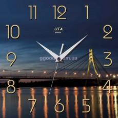Настенные часы Южный мост Киев