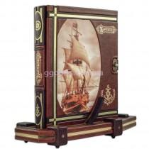 Книга о кораблях и кораблестроении