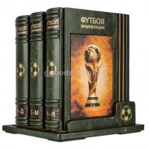 Футбол Энциклопедия в 3-х томах