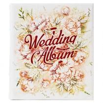 """Свадебный кожаный фотоальбом """"Wedding album"""""""