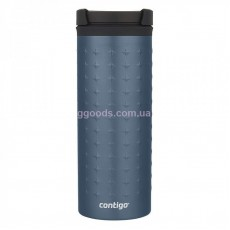 Термостакан Contigo TwistSeal Eclipse, Stainless Steel Stamped