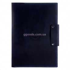 Именная папка для документов моряка
