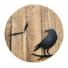Часы настенные Ворон