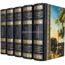 "Витторио Згарби ""Сокровища Италии"" (серия из 5 книг)"