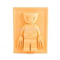 Настенный декор Лего Росомаха