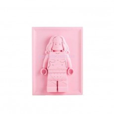 Настенный декор Лего Чудо-женщина